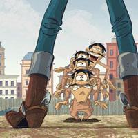 Lucky Luke – Irány a Vadnyugat! A filmmé alakított képregény igen hálás  alapanyag  a karakterek adottak 4d1faf95ae